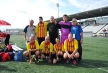 Competició Futbol Sala - Jocs Special Olympics 2012
