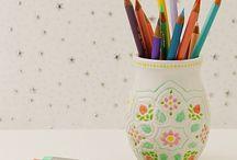 ideas para pintar con rotuladores