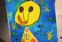 Joan Miro for Kids