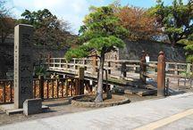 SHIRO / 巡ったお城リスト。近代城郭と山城を一緒にリストにしています。