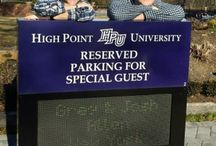 Class of 2019: Freshmen Profiles / by High Point University