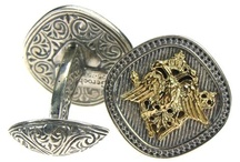 Cuff Links / Made in Greece Gerochristo Jewelry www.gerochristojewelry.gr