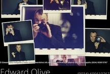 Actor Locutor Presentador Edward Olive
