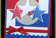 Cards - 4th of July / by Joyce Dillon