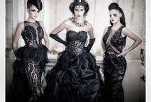 'Paint it Black' collection in Venere