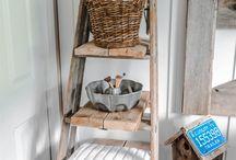 Ladders / Ladders / by Leslie Varty