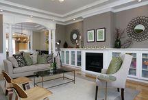 Home - livingroom&dining room&eating area