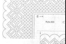 bolillos / patrones