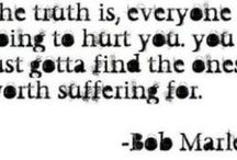 words.  / words form life lessons, quotes, and happiness. You just need to read between the lines <3