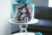 Gelatin Cakes