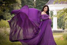 Valerian dress, maternity dress for photoshoot mii estilo