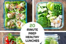 Healthy To Go Lunches