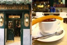Suite501 | Madrid | Cafe Society / Café con Leche o Capuchino  Latte or Capuchino? www.albertalagrup.com