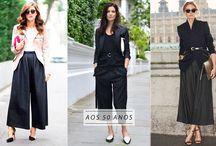 Moda sem idade / Moda com estilo, elegância, descontracção , sem pudor da idade