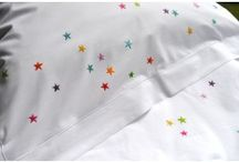 Bed Linen / Exquisite bed linen hand embroidered / by KISANY Living Linens