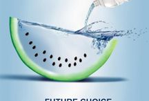 Future choice drinking water