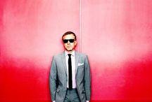 [Fashion]: Gentlemen / by Jennifer Machnee