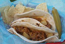 Tex-Mex Terrific! / We love Tex-Mex and Mexican both.
