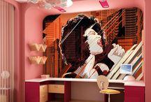 Music Wall Mural / Music Wall Murals