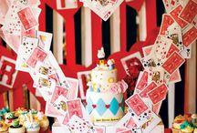 Urodziny w Krainie Czarów