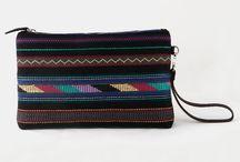 LOOM% Handmade Clutch Bags / Handmade Woven Clutch Bags