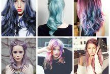 Make e cabelo