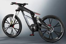 Audi Electric Bike / by Electric Bike Report