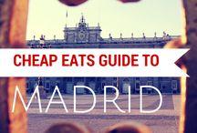 Spain & Madrid