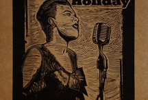 Woodcuts / Artworks, woodcuts, linocuts, engraving and much more...