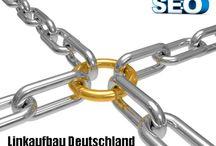 Linkaufbau SEO in Deutsch