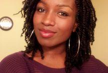 african kinky twist braids