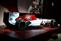 F1 Sauber Alfa-Romeo