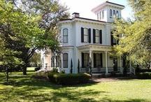 Historic Texas Architecture