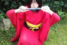 Shiki Ryogi cosplay