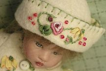 Doll clothes and assosiate