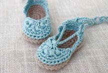 Summer crocket sandals