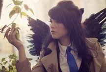 Cosplay  / Ideas for Pensacon / by Jennifer Pelt