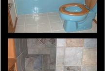 Bathroom ideas / by Lori -LaDouce