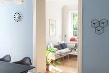 Wand wohnzimmer