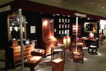 Antique Fair/Exhibition Stands