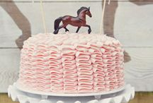 Horse birthday party