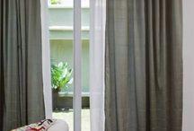 cortinas e tons