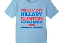 Hillary Clinton Shirt / hillary, hillary clinton, white house, woman, first woman, a woman place is in the white house, hillary win