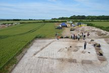 The Big Dig 2014 / A Bournemouth University archaeological find uncovered at the Durotriges site in Dorset, which could help to shed light on the rural elite of late-Roman Britain.