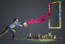 HEPRO / HEPRO Kunststof Kozijnen is in Nederland een belangrijke speler in de markt van kunststofkozijnen – maar nog net geen marktleider. In de door Dizain (www.dizain.nl) ontwikkelde thematiek worden de merkwaarden van HEPRO op spectaculaire wijze uitvergroot.