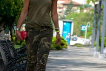 My fave Army style