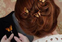 #bride#hair#