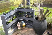 PALETY - nábytek, do zahrady .....