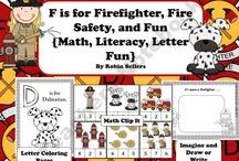 Fire Safety / by Kim Burton