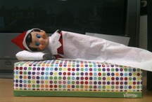 Elf in the Classroom Ideas